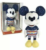 DISNEY YEAR OF THE MOUSE AUGUST PLUSH CAPTAIN MICKEY LIMITED EDITION BRAND NEW!