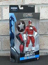 """RED GUARDIAN Captain America Marvel Legends Civil War 6"""" Figure BAF GIANT MAN"""
