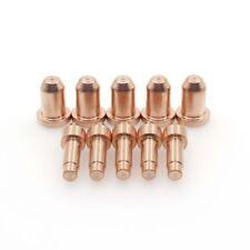 10pcs Plasma Torch Nozzles 770795 Electrodes 770791 for Hobart AirForce 12ci