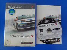 """Colin Mcrae Rally 3 - PS2 """"Australia"""""""