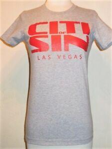 Girls soft Las Vegas CITI Of SIN T-shirt