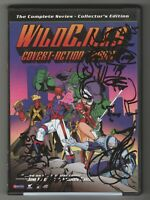 Voodoo by Jim Lee - WildC.A.T.S Headsketch on DVD - Signed Sketch / Original Art