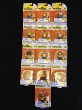 Lot of 13 Minions Movie Figures Toys Minion NIP
