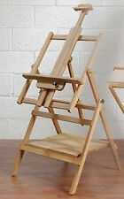 Loxley Essex Easel Tilting Artists Studio Easel Floor Standing Display Easel New