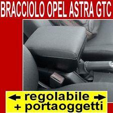 OPEL ASTRA GTC - bracciolo portaoggetti per REGOLABILE-