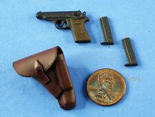 FIGURE 1:6 GERMAN General Commander Walther PP Pistol Gun Handgun Holster WF_6I