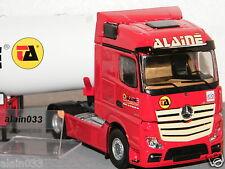Mercedes Actros 2 Citerne Hydrocarbure Transports ALAINÉ ELIGOR 1/43 - 115786