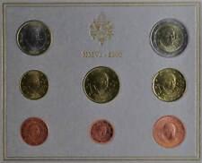 49430) vaticano, kms 2006, 1 Cent - 2 euros, benedicto xvi, St