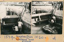 LA ROCHELLE - 16 Photos Port Bateaux Scaphandrier Charente-Maritime - Pl 423