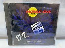 Mobile One Auto Sound Sampler Vol 1 b-97 FM CD (PROMO)