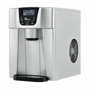 Eiswürfelmaschine Eiswürfelbereiter 2L Eisbereiter Icemaker Eismaschine Juskys®