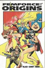 FEMFORCE ORIGINS (1997) - Back Issue (S)