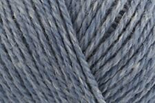 Rowan Hemp Tweed knitting yarn shade 133 denim