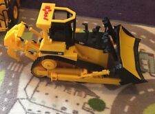 Toy State CAT Caterpillar Construction Toys Bulldozer Vehicle Wheel Loader Sound