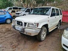 Wrecking 2000 Holden  jackaroo seat bolt all parts available
