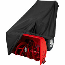 """Snow Blower Storage Cover - All Weather Protection - Black (47"""" x 30"""" x 37"""")"""