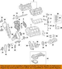 Mercedes MERCEDES-BENZ OEM 2015 E400 Camshaft Cam-Front Cover Seal 0149977046