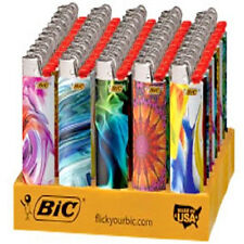 BIC BOHEMIA LIGHTER 50 Pc COLLECTIABLE SERIES 50 Pcs Tray Made in France origin