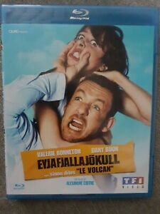 Blu-ray le volcan Dany Boon  - superbe comédie.