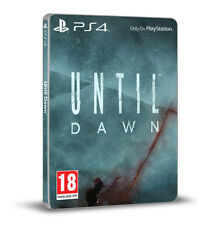 Until Dawn Special Edition PS4 PAL AUS  *NEW*! + Warranty!