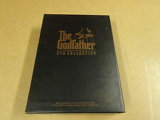 5-DISC DVD BOX / THE GODFATHER - DVD COLLECTION