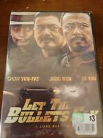 Let the Bullets Fly (DVD, 2012)