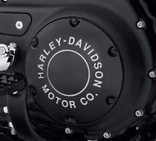 Harley NEW OEM HD Motor Co. Black derby cover sportster xl 883 1200  2004+