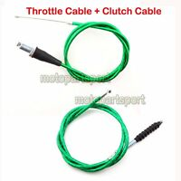 Throttle Cable Clutch 50cc 90 110 125 150 160 cc Chinese Pit Pro Dirt Trail Bike