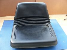 RED Murray 1442 42813X92B Riding Lawn Mower Garden Tractor BLACK VINYL SEAT A28