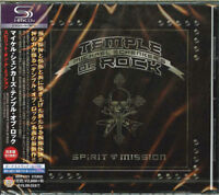 MICHAEL SCHENKERS TEMPLE OF ROCK-SPIRIT ON A...-JAPAN SHM-CD BONUS TRACK F83
