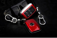 Red Remote FOB Key Cover Keyless Shell Housing Fit For Land Rover Sport LR4
