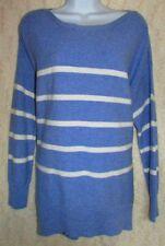 Joules Knitwear Marnia Chambray Ottoman Jumper Size 14 [RRP £59.95]