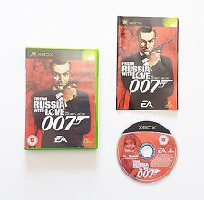 Game/Game from russia with love 007 xbox (original) (ESP) (microsoft)