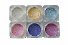 Naked Cosmetics Cotton Candy Collection of Six Eye shadow