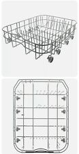 WHIRLPOOL Dishwasher Lower Bottom Basket Rack Tray Complete BAUKNECHT IGNIS Used