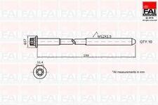 FAI HEAD BOLTS KIT FOR BMW N47D20 N47SD20 DOHC 16V