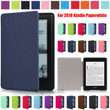 "Smart Estuche con Funda De Cuero Para Amazon Kindle Paperwhite 10th generación 6.0"" pulgadas"