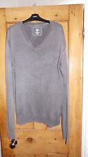 Brand New Men's Grey Jumper - Size Extra Large