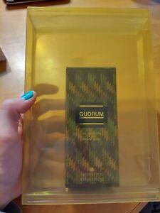 Quorum Antonio Puig Eau De Toilette Fragrance Natural Spray Cologne 1.7 oz Men