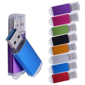 Super Fast USB2.0 Flash Drive Memory Stick Thumb Pen Drive 128MB 1GB 2GB 4GB 8GB