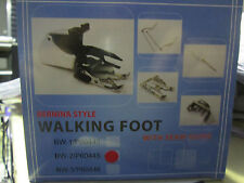 NEW WALKING FOOT ATTACHMENT TO FIT BERNINA 808 SEWING MACHINES.