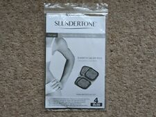Slendertone Replacement Pads Female Arms Official - expiry 2020/08 - 4 PADS