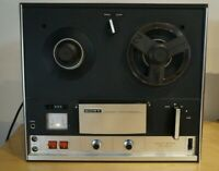Sony TC 252 D Solid State Reel To Reel Stereo Tape Recorder | Powers On | Parts