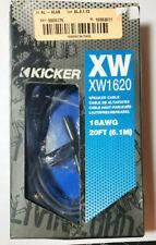 Kicker XW1620 16 gauge 20ft (6.1m)  Speaker Cable/ Wire