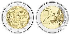 FRANKREICH 2 EURO UNICEF 2021 bankfrisch