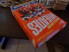 1992  WHEATIES  WASHINGTON REDSKINS  NFL  CHAMPIONS  BOX  UNOPENED