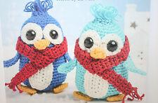 Penguin giocattolo Crochet Pattern