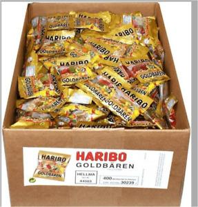 Haribo Goldbären 400 x 10g Karton Gummibärchen