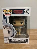 Funko Pop! Television - Stranger Things - Eleven Underwater #422 Vinyl Figure