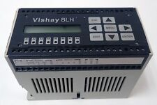 VISHAY BLH PS-2010W WEIGHT TRANSMITTER, SOFTWARE MODEL 2.01! FOR PLC LINES!